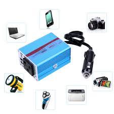 100 Power Inverters For Trucks 12V To 220V Inverter Car Vehicle Voltage USB Inversor