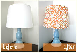 22 DIY Lampshade Makeovers
