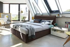 100 Hulsta Bed Hlsta BOXSPRING A Slate Grey
