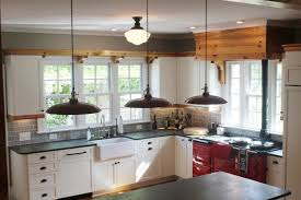 awesome kitchen period authentic lighting for an historic