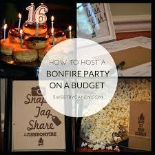 Fall Backyard Party Ideas Host A Bonfire On Budget For Teens Or Anyone