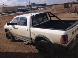 Bed Mount Roll Bar For Sale - Ram Rebel Forum