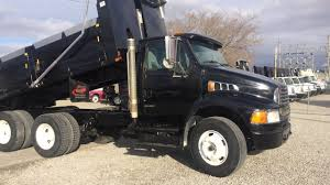 For Sale - 2009 Sterling Acterra Tandem Landscape Dump - YouTube 2015 Freightliner Coronado For Sale 1437 Forsale Rays Truck Sales Inc 2003 Sterling Lt9500 Tandem Axle Cab And Chassis For Sale By Arthur Trucks Miller Used Trucks Sleeper Sale Used 2014 Peterbilt 579 Tandem Axle Daycab In 2000 Sterling Lt7500 Cargo Truck Less