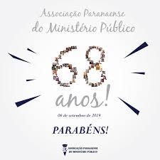 Associação Paranaense do Ministério Público 68 anos