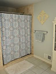 Grey Yellow Curtains Target by Curtains Cute Kmart Shower Curtains For Interesting Bathroom