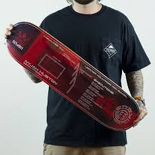 nyjah huston hollywood deck n a in stock at the boardr