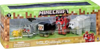 MINECRAFT ANIMAL PACK | Minecraft At TOYS