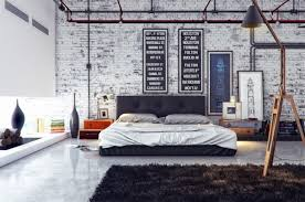 Rustic Industrial Bedroom s and for