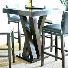 Pub Style Dining Set Table And Chairs