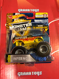Inferno Flashback 4/6 2018 Hot Wheels Monster Jam Case J | Grana Toys Hot Wheels Monster Jam Mutants Thekidzone Mighty Minis 2 Pack Assortment 600 Pirate Takedown Samko And Miko Toy Warehouse Radical Rescue Epic Adds 1015 2018 Case K Ebay Assorted The Backdraft Diecast Car 919 Zolos Room Giant Fun Rise Of The Trucks Grave Digger Twin Amazoncom Mutt Dalmatian Buy Truck 164 Crushstation Flw87 Review Dan Harga N E A Police Re