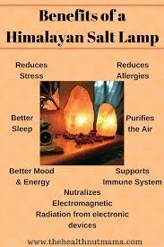 Himalayan Salt Lamp Amazon by Benefits Of Himalayan Salt Lamps The Health Nut Mama