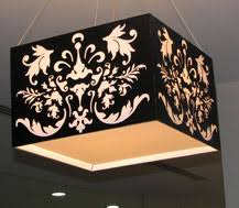 Laser Cut Lamp Shade by Deco Depo