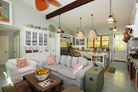 great room lighting high ceilings living room farmhouse with
