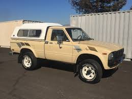 Northern Virginia 1981 Toyota Hilux SR5 4x4 - YotaTech Forums 1981 Toyota Land Cruiser Fj45 For Sale New Arrivals At Jims Used Truck Parts Tan Pickup 4x2 C Minor Dentscratches Damage Dyna Bu20r Truck 21918595883jpg For Sale 94896 Mcg The 530 Best Yota Images On Pinterest Off Road Offroad And Cars Trucks Xl Color Sales Brochure Original 5speed Bring A Trailer Week 2 2016 3907 1981toyotaduallypickuprear2 Fast Lane Stout Wikiwand Other Dlx Standard Cab 2door