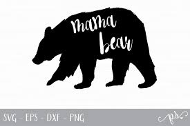 Mama Bear Cut File