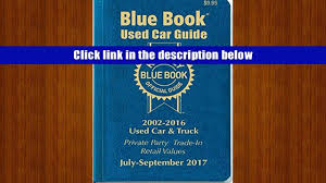 FREE [DOWNLOAD] Kelley Blue Book Consumer Guide Used Car Edition ...