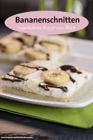 bananenschnitte rezept für bananenkuchen vom blech br de