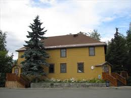 Pioneer School House Anchorage Alaska Former Schools on