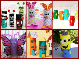 50 Fun And Easy Toilet Paper Roll Crafts For Kids