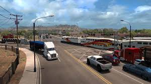 American Truck Simulator - New Mexico [Steam CD Key] For PC, Mac And ... Us Trailer Pack V12 16 130 Mod For American Truck Simulator Coast To Map V Info Scs Software Proudly Reveal One Of Has A Demo Now Gamewatcher Website Ats Mods Rain Effect V174 Trucks And Cars Download Buy Pc Online At Low Prices In India Review More The Same Great Game Hill V102 Modailt Farming Simulatoreuro Starter California Amazoncouk