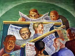 Coit Tower Murals Wpa by Films From And About The New Deal And Its Worker Artists Living
