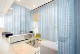 Noise Blocking Curtains South Africa by Transparent Acoustic Curtain Fabrics U2022 Materia