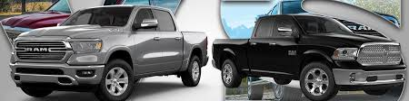 100 Ram Truck 1500 The 2019 RAM Vs The 2018 RAM Whats Changed