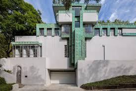 100 Frank Lloyd Wright La Jrs 1928 SamuelNovarro House Returns To