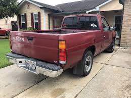 1994 Nissan Truck - Overview - CarGurus Features Aa Cater Truck Standard Cab 2002 Used Gmc Savana G3500 At Dave Delaneys Columbia Service Body Bodies Highway Products 2019 New Chevrolet Colorado 4wd Crew Box Wt Banks Preowned 2010 Silverado 2500hd Work Pickup Renault Gama T 430 2014 Package Available_truck Tractor Better Built Crown Series Dual Lid Gull Wing Crossover Back Side Of Modern Metal Container Cargo Dump Franklin Rentals For A Range Of Trucks