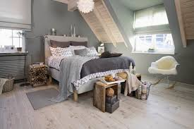 schlafzimmer im modern country style shabby chic style