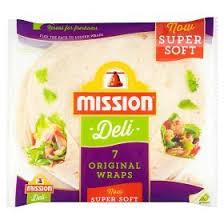 ission cuisine 2 mission deli wrap 7 original caletoni food for the usa