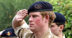 Most Decorated Soldier Uk by Prince Harry U0027s Military Career The Royal Family