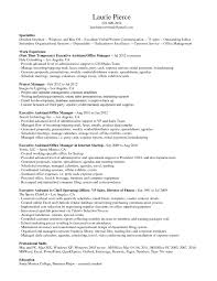 Parts Manager Resume Refrence Examples For At Sample Ideas