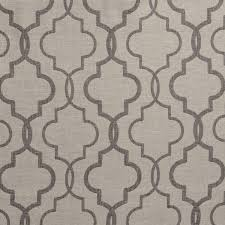 Moroccan Tile Curtain Panels by Softline Home Fashions Drapery Athens Tile Panel