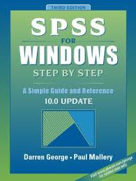 SPSS For Windows Step By A Simple Guide And Reference 100 Update