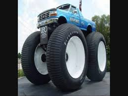 Biggest Monster Truck In The World - Online Article And Information ...