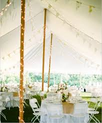 Wedding Tent Decorations Tables Dessert Table Decor Simple Wooden Chairs Reception Winter Devils Thumb Ranch Small Snow