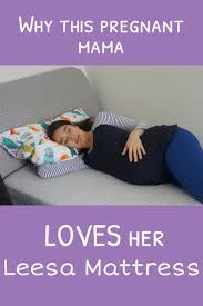 Why This Pregnant Mama Loves Her Leesa Mattress {+ Coupon Code}