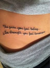Tattoo Ideas Piercing Quotes Hip