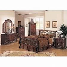 Value City Metal Headboards by D44110106 Dekor44 Iron 4 Poster Bed Metal Bedroom Furniture Wood