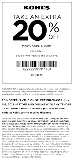 Kohls Coupons - 20% Off At Kohls, Or Online Via Promo Code ... Kohls Coupon Codes This Month October 2019 Code New Digital Coupons Printable Online Black Friday Catalog Bath And Body Works Coupon Codes 20 Off Entire Purchase For Promo By Couponat Android Apk Kohl S In Store Laptop 133 15 Best Black Friday Deals Sales 2018 Kohlslistens Survey Wwwkohlslistenscom 10 Discount Off Memorial Day Weekend Couponing 101 Promo Maximum 50 Oct19 Current To Save Money
