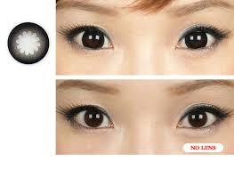 Halloween Contacts Cheap No Prescription by Maxiy Black Contact Lens Pair Wx Black 24 99 Colored