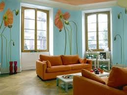 Two Paint Colors In One Room Using Painting Best Home