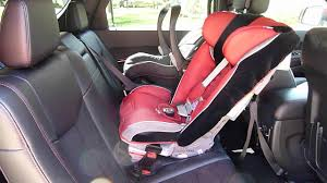 Ford Explorer Captains Chairs Second Row by 2012 Dodge Durango Kids Carseats U0026 Safety Youtube