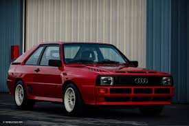 This Is What Life Is Like With An Audi Sport Quattro In The U S