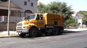 Your Guide To L.A. Street Cleaning Holidays And Rules | SpotAngels Blog 1992 Intertional 4600 Street Sweeper Truck Item I4371 A Cleaning Mtains Roads In Dtown Seattle Howo H3 Street Sweeper Powertrac Building A Better Future Friction Powered Truck Fun Little Toys China Dofeng 42 Roadstreet Truckroad Machine Global Environmental Purpose Built Mechanical Sweepers Passes Front Of The Grand Palace Bangkok 1993 Ford Cf7000 At9246 Sold Know Two Different Types For Sale Or Rent Welcome To City Columbia