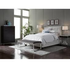 Bobs Benton Sleeper Sofa by Butler Queen Storage Platform Bed Combo
