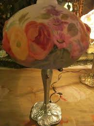 Ebay Antique Lamps Vintage by 78 Best Pairpoint Puffy Lamps Images On Pinterest Tiffany Lamps