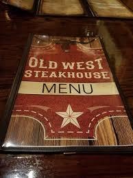 El Patio Dyersburg Tn Lunch Menu by Old West Steakhouse Dyersburg Restaurant Reviews U0026 Photos
