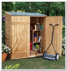 8x8 Storage Shed Kits by Outdoor Wood Storage Sheds Outdoor Living Today 4 Ft X 2 Ft Cedar
